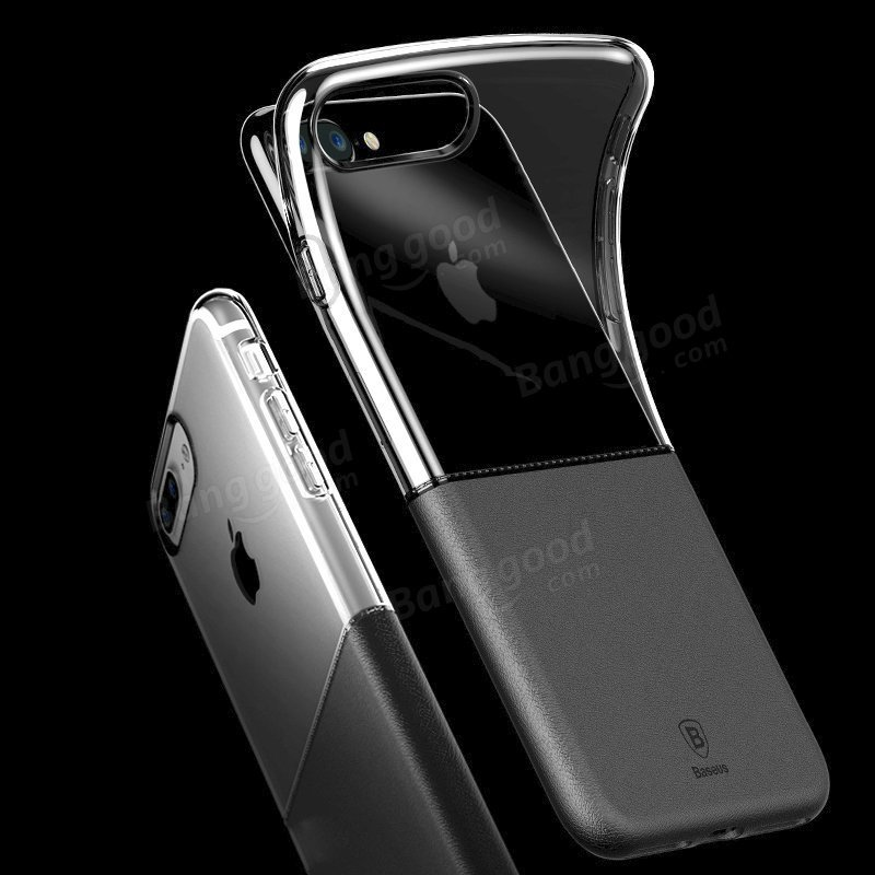 Baseus Hybrid PC TPU Shockproof Case For iPhone 7 & 8