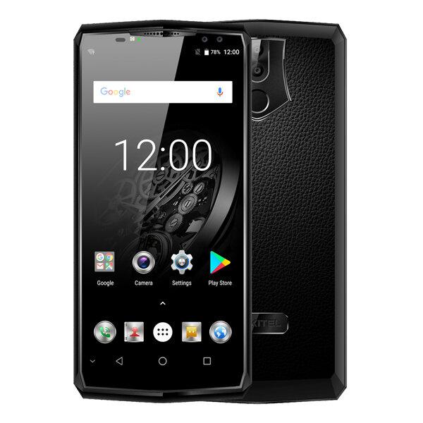 Oukitel K10 6.0 pollici ID Facciale 11000mAh 5V/5A 6 GB RAM 64GB ROM MT6763 Octa Core 4G Smartphone