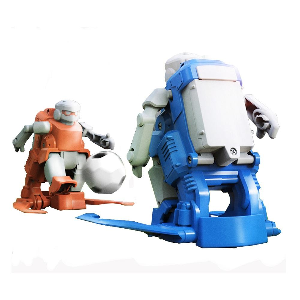 2Pcs SIMI 2.4GHz FHSS Football Smart Remote Control Robot Toys for Kids