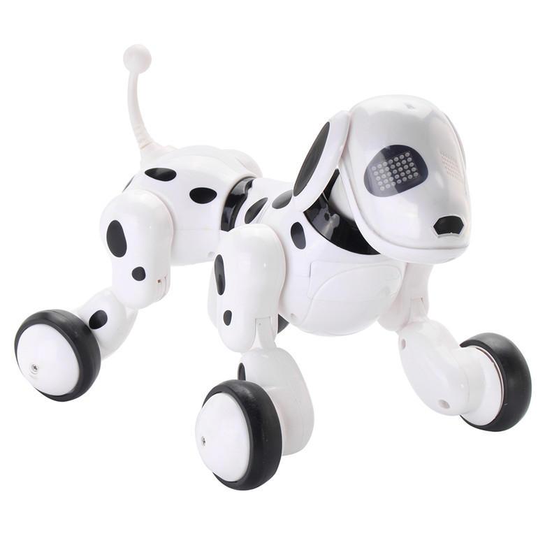RC Smart Robot Dog Canta Danza Walking Talking Dialogue RC Pet Toy regalo per bambini