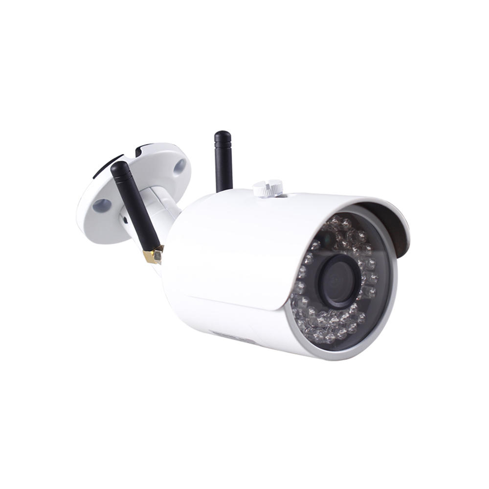 Jimi Jh012 Mini 3g Wifi Ip Camera Outdoor Surveillance 720p Night Vision Bullet Cctv Security Cod