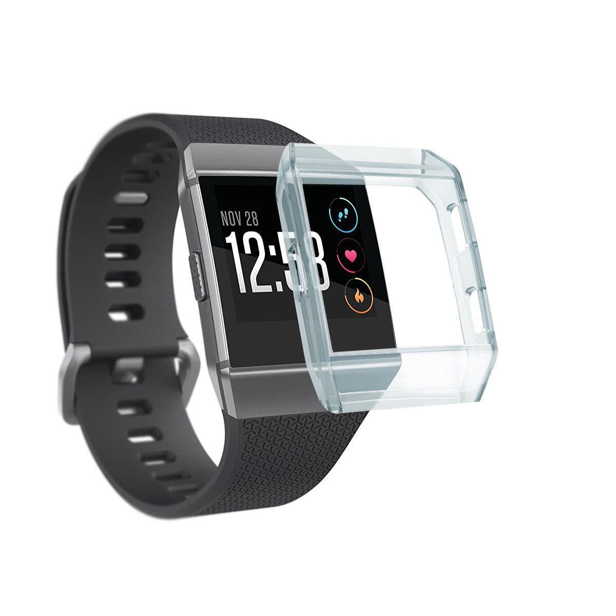 Силиконовый Чехол Обложка Защитная оболочка для Fitbit Ionic Smart Стандарты