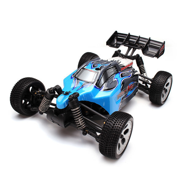 FS Racing 73201 1/18 4WD Brushed Off Road RC Coche Sin paquete original