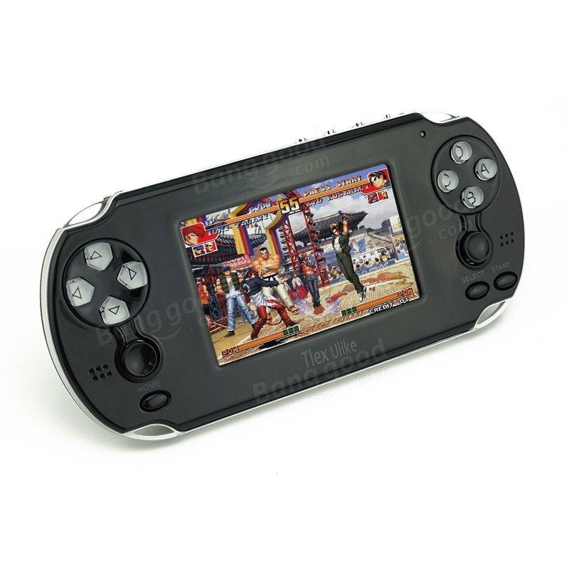 Tlex ulike cran tactile jeu wifi soutien de la console de jeux psp sortie hdmi android - Console de jeux portable tactile ...