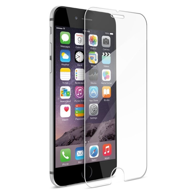 Bakeey 0.26mm 9H Scratch Resistant Tempered Glass Screen Protector For iPhone 7 Plus/8 Plus COD
