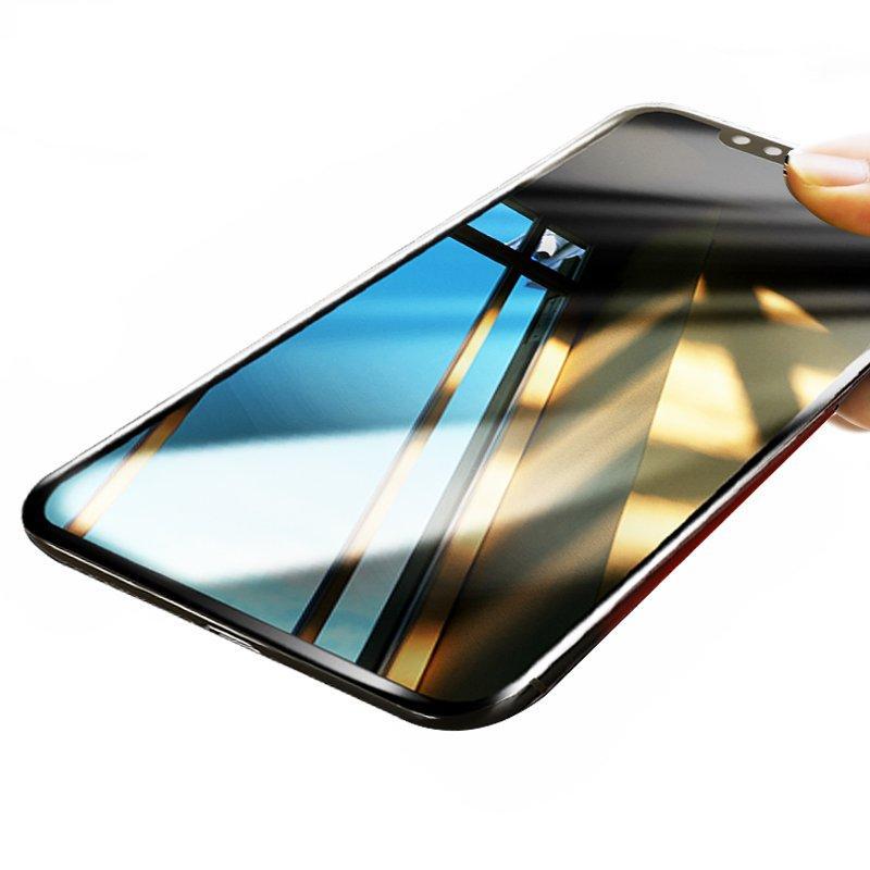 Benks Anti Glare Eye Protection 3D Soft Protetor de tela de vidro temperado de borda para iPhone X