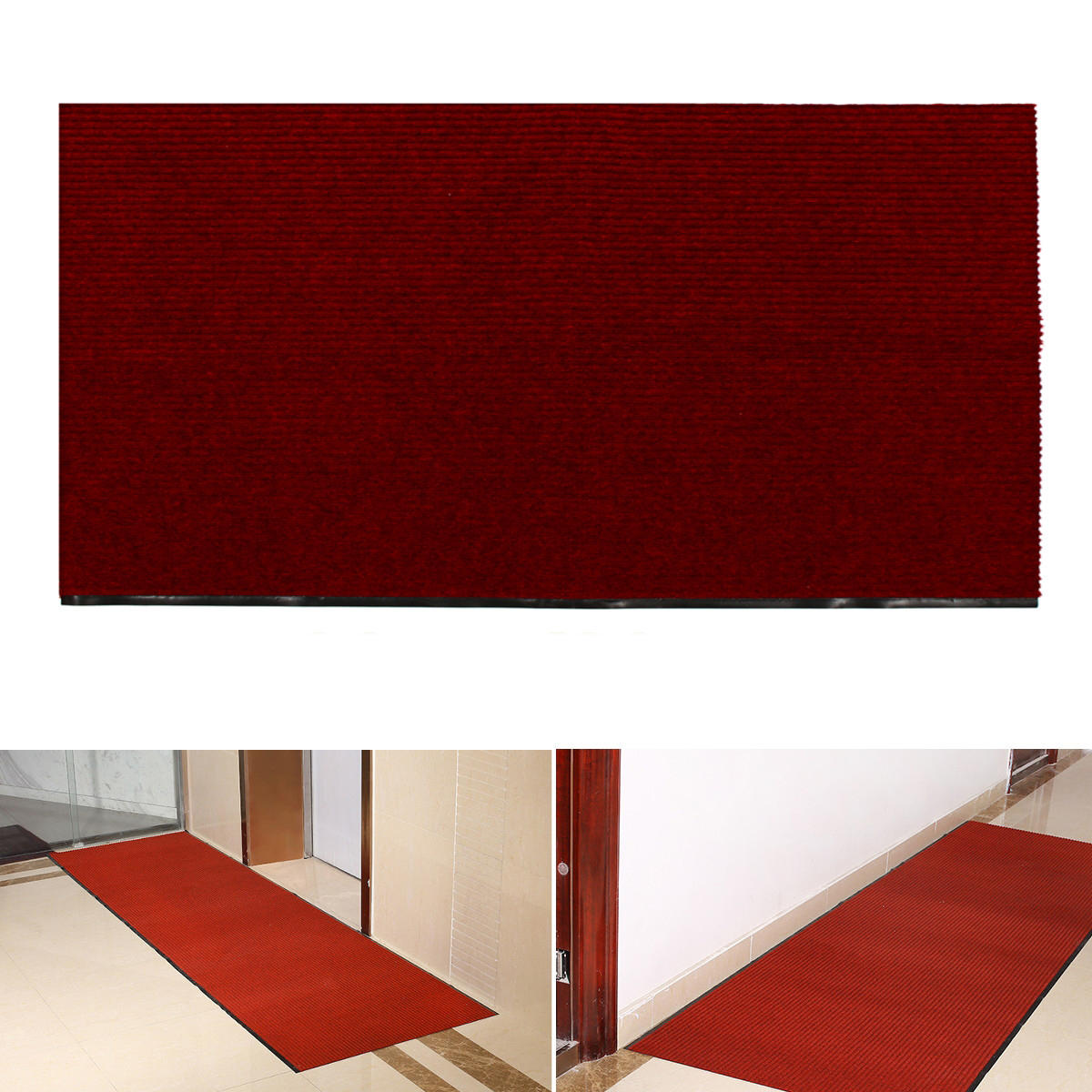 Anti-Skid Rug Carpet Living Room Home Bedroom Carpet Bathroom Floor Mat Decor