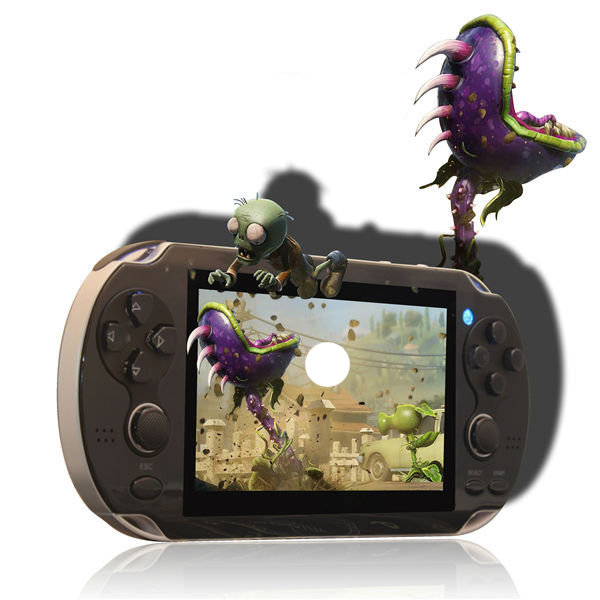 4.3 inch Portable Game Player Handheld Game Console Camera Video Music for GBA GB NES GBC SFC MD
