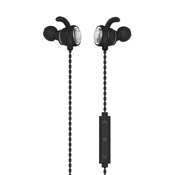 REMAX S10 Magnetisk Adsorptions Stereo Stereo Stereo In-Ear Stereo Bass  Voice Prompt Bluetooth Earphone 8cb2a88610ce8