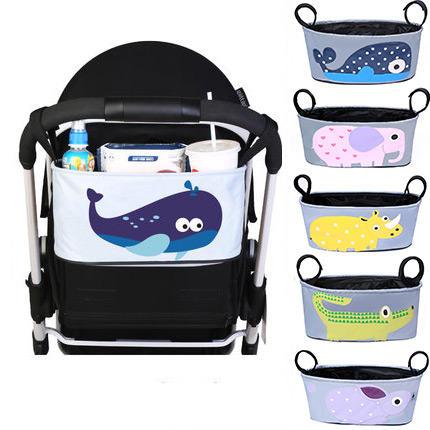 Vvcare BC-SC03 베이비 기저귀 가방 아기 기저귀 주최자 엄마 출산 가방 기저귀 변경 유모차 가방