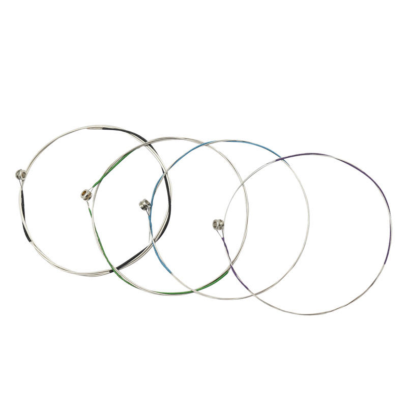 4Pcs IRIN V68 Violin Strings for 1/8 1/4 1/2 3/4 4/4 Common Size