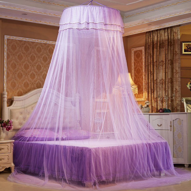 Elegant Ceiling Round Mosquito Net Romantic Butterfly Princess Insect Bed Canopy Netting Lace Curtain For Bedding Mosquito Nets COD & elegant ceiling round mosquito net romantic butterfly princess ...