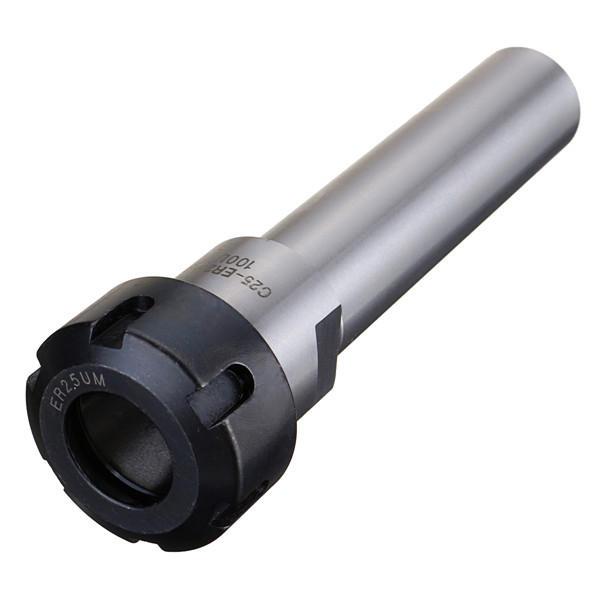C25 ER25 Collet Chuck Tool Holder Straight Shank CNC Milling Tool Holder