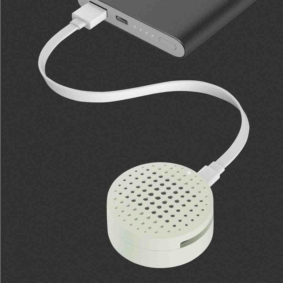 XIAOMI Mijia Mini Electric Mosquito Coils Dispeller Dust Resistant Micro USB Charging