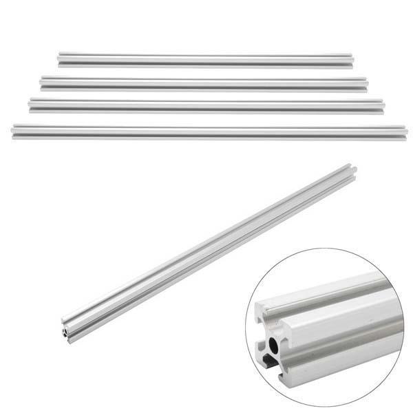 2020 T-Slot Profile 400/450/550/600mm Aluminum T-slot Extruded ...