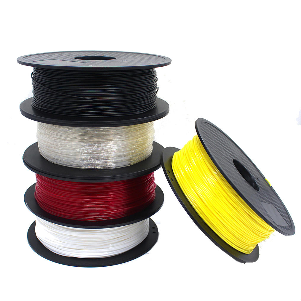 Pla Dark Red In Many Styles 3d Printer Filament Clever Go 3d