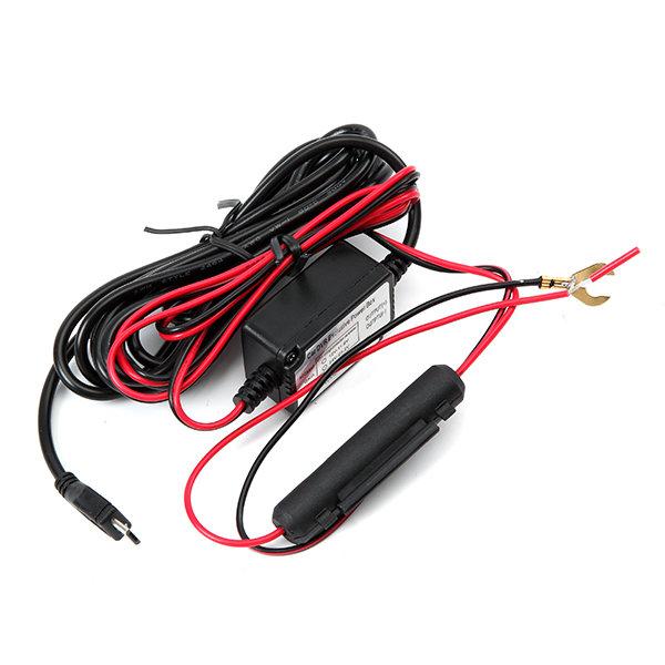 Камера черточки автомобиля комплект жесткий провод - микро USB