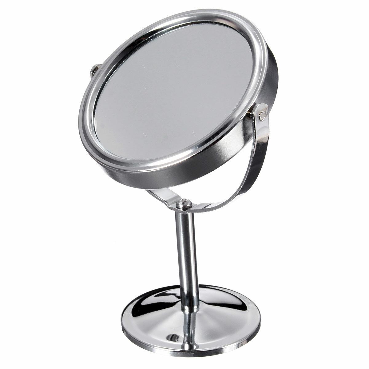 Vergrotende schoonheid cosmetische make up draaibare for Vergrotende spiegel