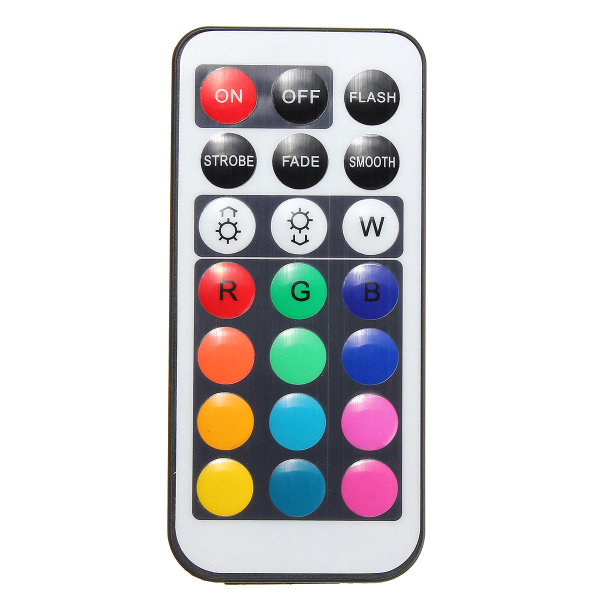 Mini 21 Keys Ir Remote Control For Led Lighting Strip Light Sale