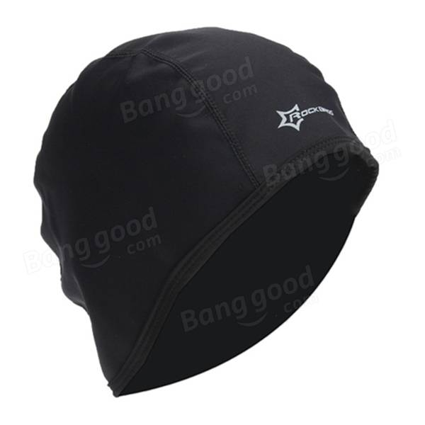 faf629f4f65 rockbros men cycling cap black hat fleece thermal winter windproof outdoor  sport Sale - Banggood.com sold out