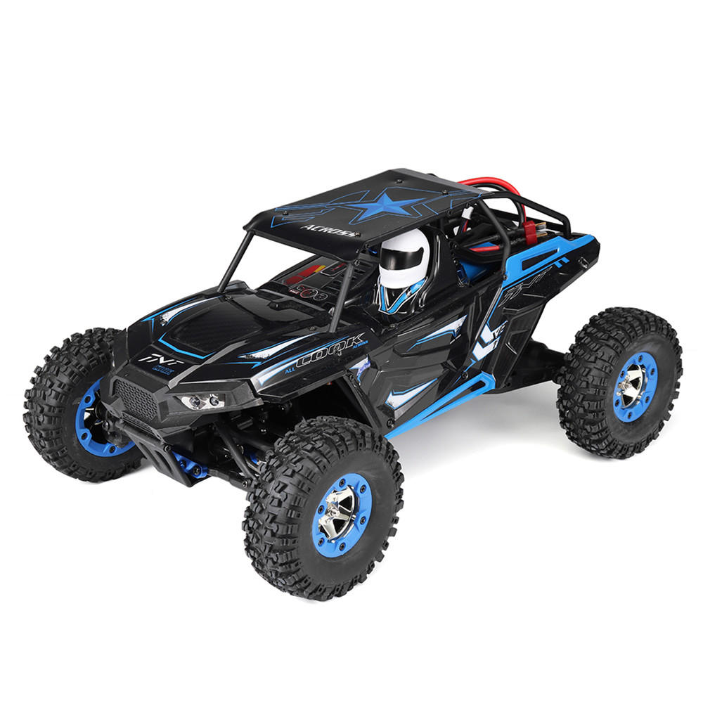 Wltoys 12428 B 1 12 2 4g 4wd Rc Car Electric 50km H High Sd Off Road Truck Toys