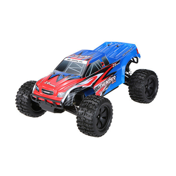 ZD Racing 10427S 1:10 Thunder ZMT-10 2.4GHz RTR Brushless Off Road Rc รถ