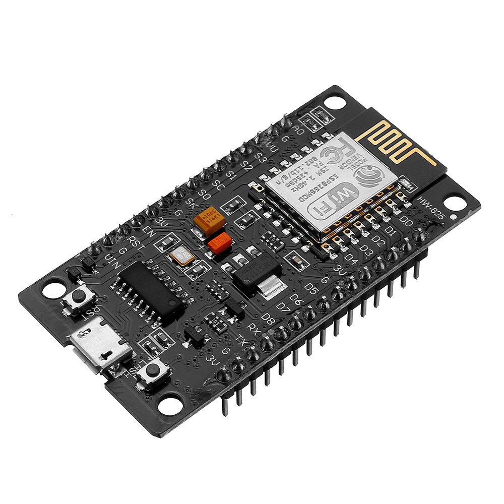 Inalámbrico NodeMcu Lua CH340G V3 basado en ESP8266 WIFI Internet de las cosas IOT módulo de desarrollo para Arduino