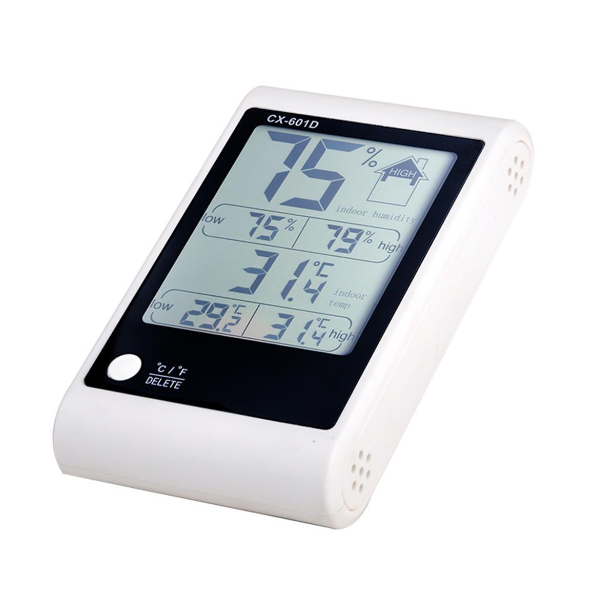 ThermoPro TP50 Digital LCD Indoor Thermometer Hygrometer Meter Suhu Kelembaban