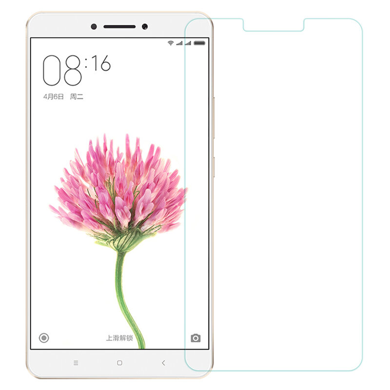 Bakeey Super Clear Anti-Explosion Tempered Glass Screen Protector Film For Xiaomi Mi Max