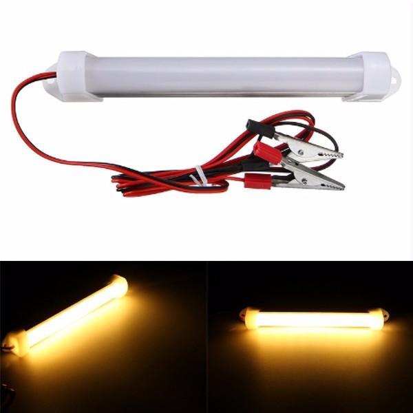 Warm White 12v 5630 Led Light Bar Tube Strip Interior Lamp