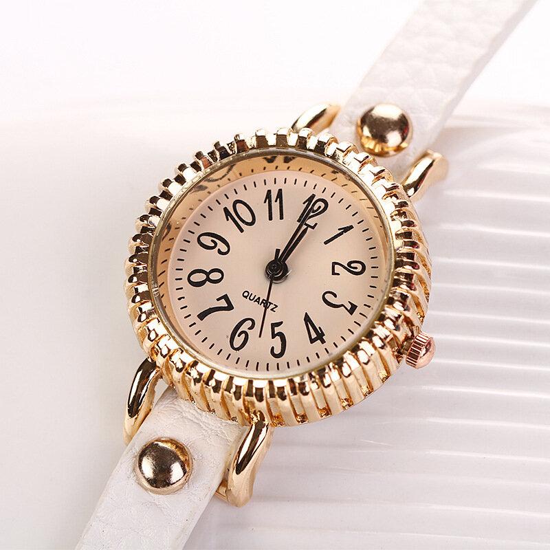 Mode trois femmes de perles regarder dames robe montre bracelet montre à quartz