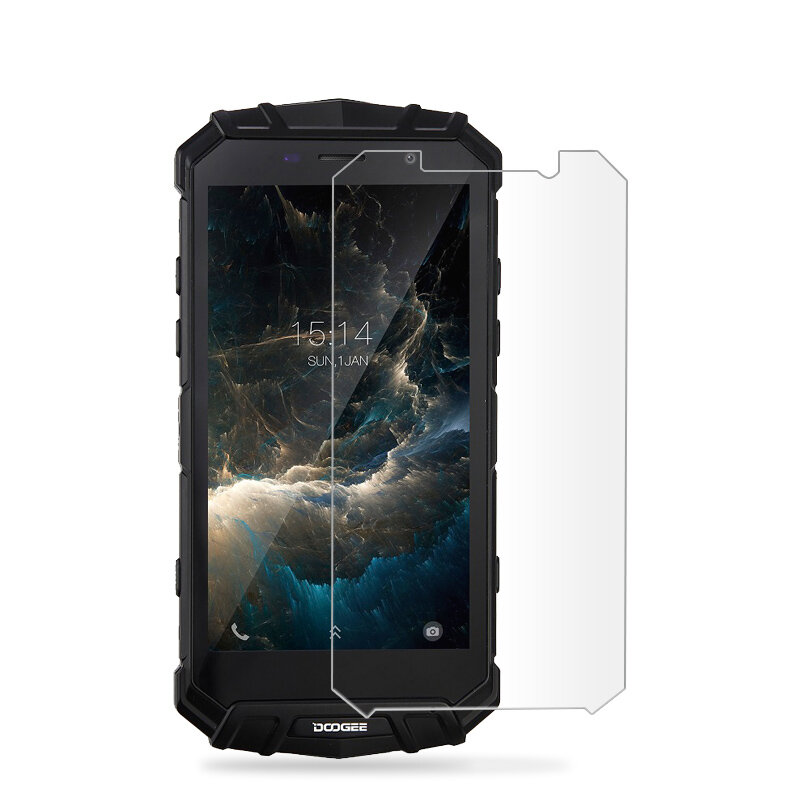 Bakeey 9H Anti-Explosion Tempered Glass Screen Protector For DOOGEE S60 / DOOGEE S60 Lite COD