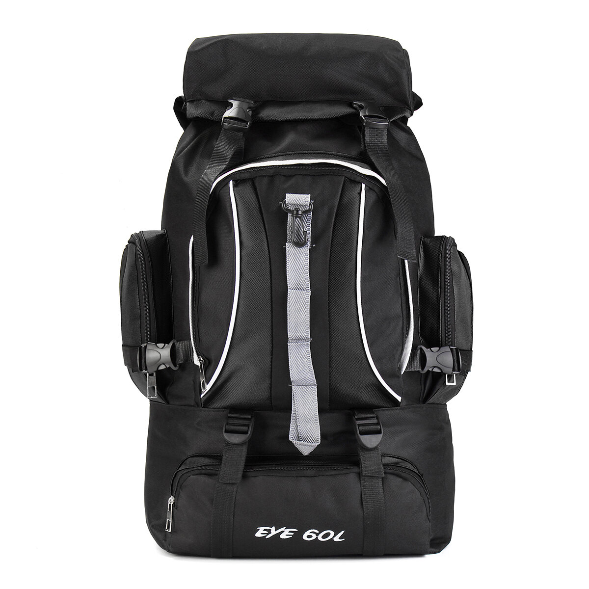 6507a7a3bd 60L Outdoor Camping Hiking Backpack Sports Travel Waterproof Rucksack Large  Bag COD
