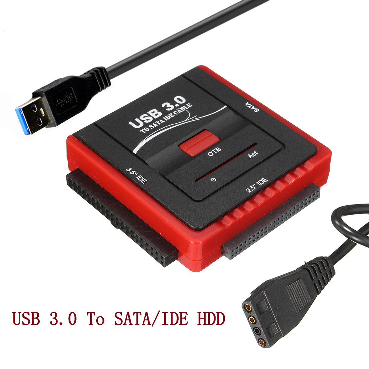 Usb 30 To Sata Ide Hdd Hard Disk Drive Converter Cable Adapter Notebook Interface Cdrom External Circuit Board 3 600x600