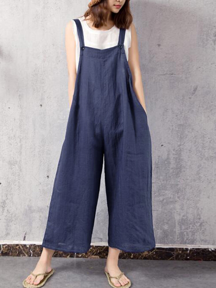c266ed938b37 casual women wide leg jumpsuit at Banggood sold out