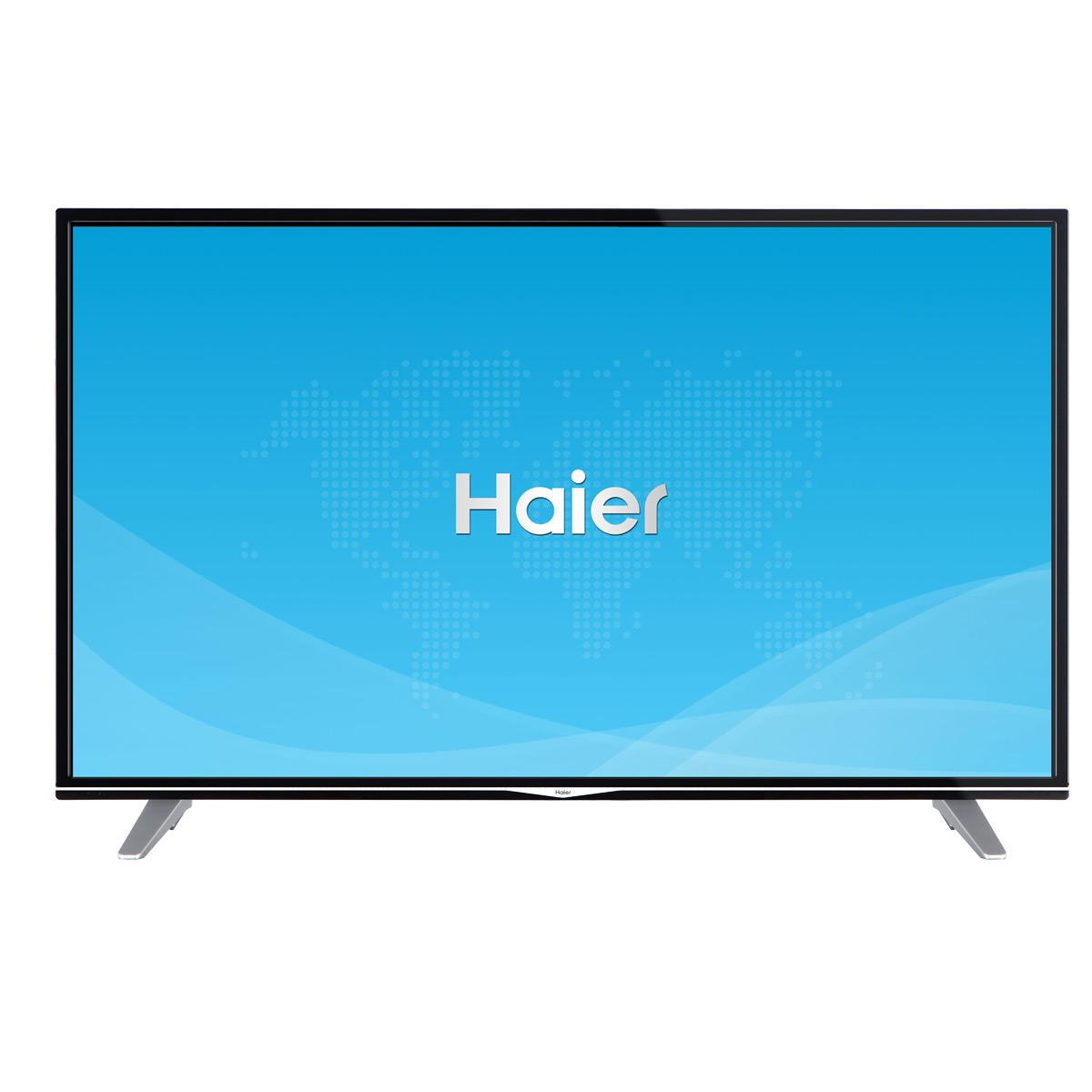 Haier U55H7000 55 Inch DVB-T/T2/S/S2/C WIFI bluetooth H.265 HDR Smart TV Support Netflix 4K