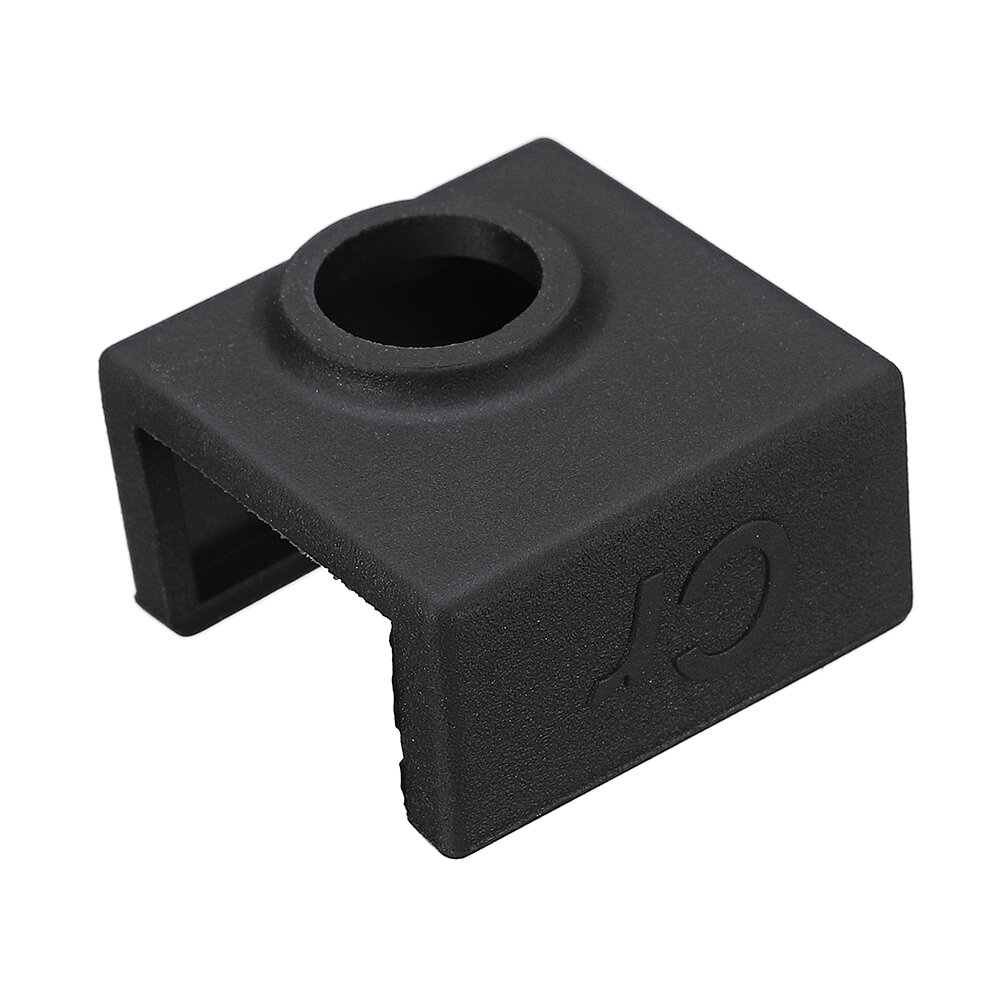 Креатив 3D® Hotend Heat Block Силиконовый Обложка Чехол Для Creality CR-10 / 10S / 10S4 / 10S5 / Ender 3 / CR20 3D Printer Part