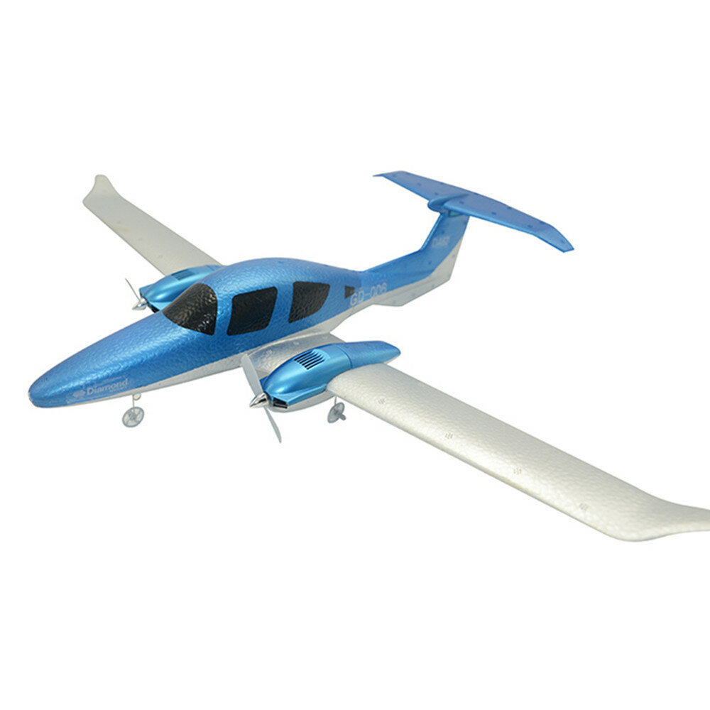 Gd 006 Diy Epp 548mm Wingspan Rc Airplane Rtf Built In Battery Radio Control Circuit For Planes