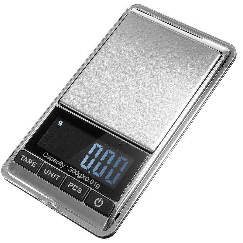 300gx0.01g MiNi Electronic Digital Scale Jewelry Balance Digital Scales