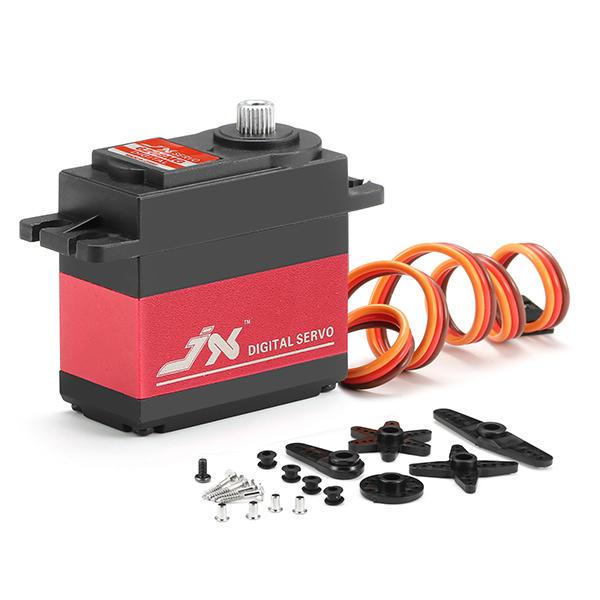 JXサーボPDI-6208MG 8kgサーボ120度高精度メタルギアデジタル標準サーボ