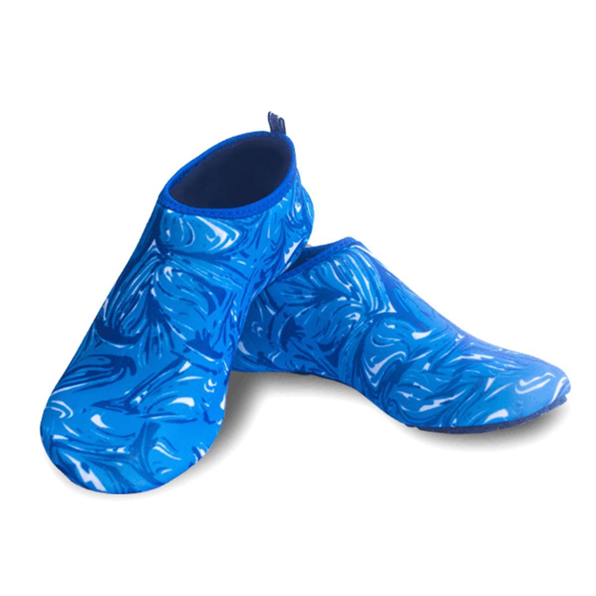 7851c0ff7f14 Non Slip Surf Water Beach Shoes Soft Mesh Socks Swim Diving Pool Yoga  Exercise Footwear COD