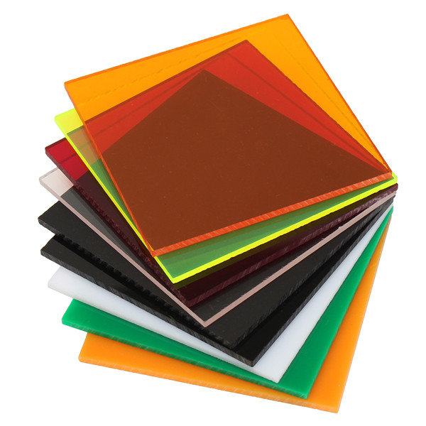 78×78mm×3mm Acrylic Sheet Cutting Carving Plate 9-Colors - US$1.59 ...