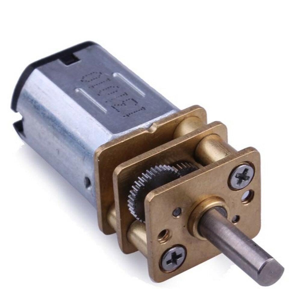 Motor elétrico da engrenagem Caixa do torque alto diminuto do motor da engrenagem da CC N20