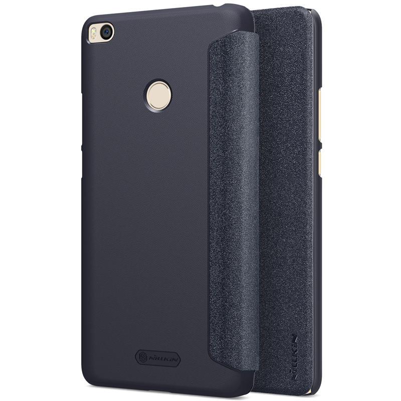 Nillkin Flip Smart Sleep PU Leather Full Protective Case For Xiaomi Mi MAX 2