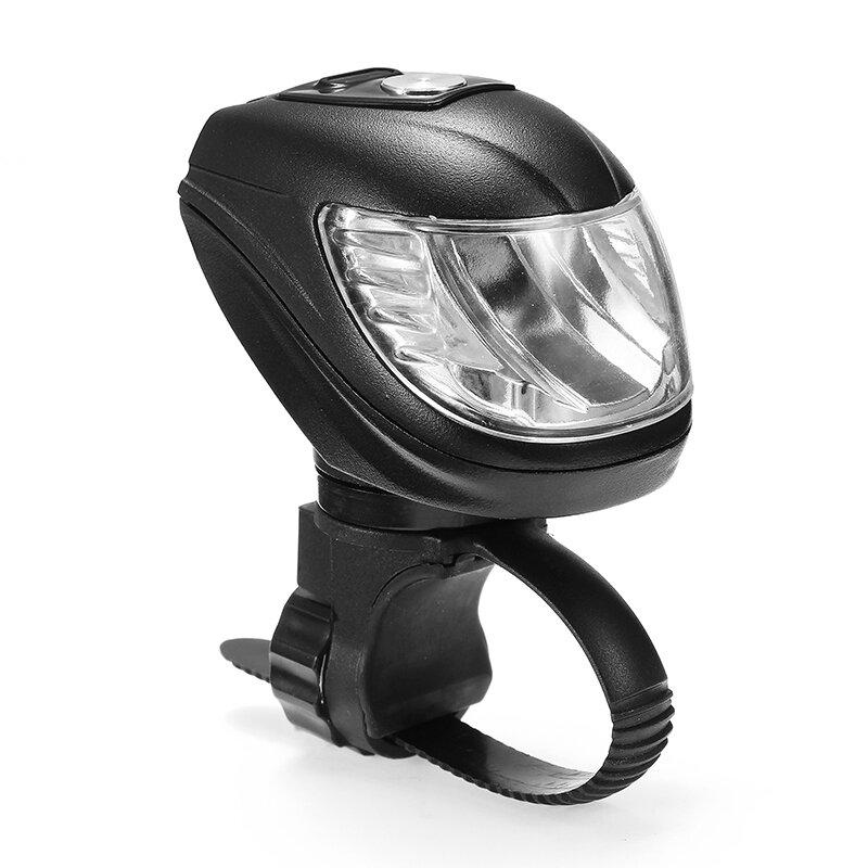 XANES FSL02 800LM 180° Floodlit StVZO Smart Sensor Bike Front Light Waterproof Headlight 5 Modes without Battery