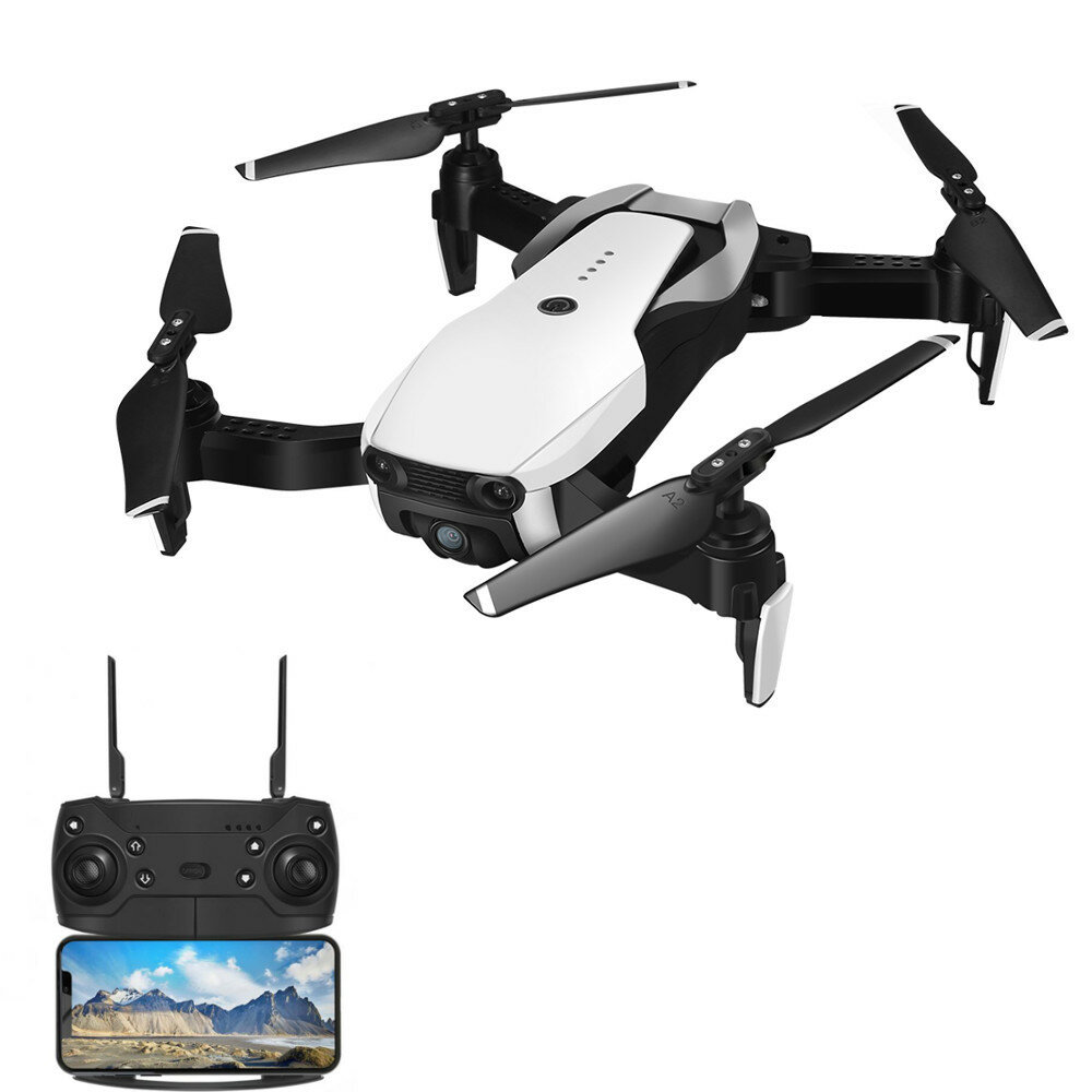 Rc Model Vehicles & Kits Responsible Eachine Drone X Pro Foldable 2.4ghz Quadcopter Wifi 1080p Camera 4 Pcs Batteries Toys & Hobbies