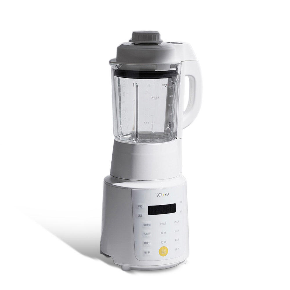 XIAOMI SOLISTA L18-F1 1.75L 900W Multi-function Heating Food Blender Fruit Juicer Machine Home Heating Automatic Soy Milk Mixer