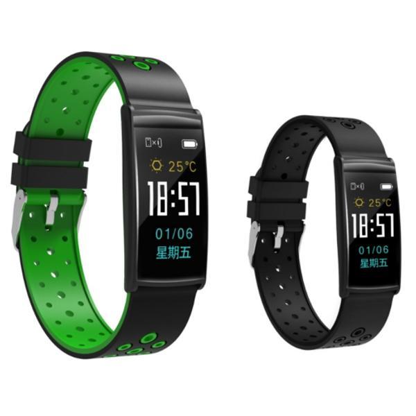 Bakeey R11 Цветной экран IP68 Артериальное давление Сердце Рейтинг Монитор Фитнес Tracker Bluetooth Smart Стандарты