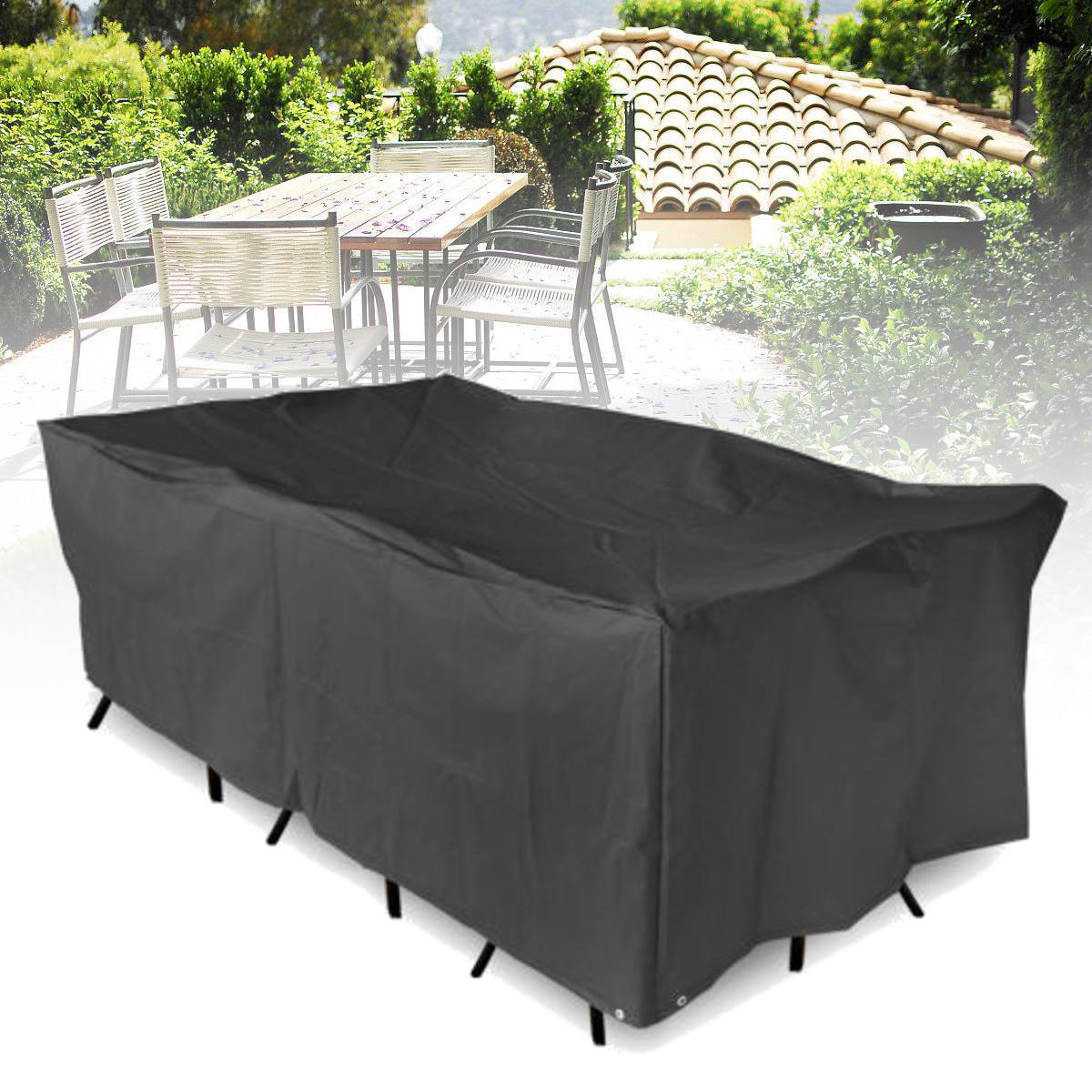 Outdoor Furniture Waterproof Cover Garden Patio Table Chair