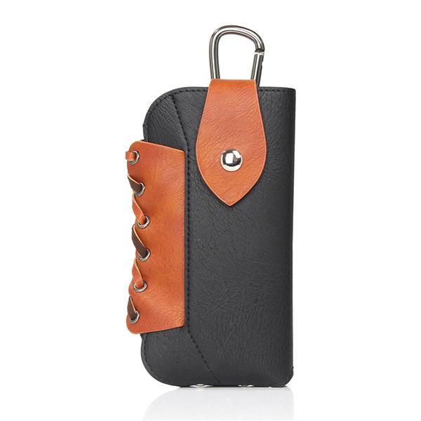 الرجال حقيبة الهاتف عارضة حزام الحقيبة الحافظة حالة الهاتف لآيفون 7/Plus